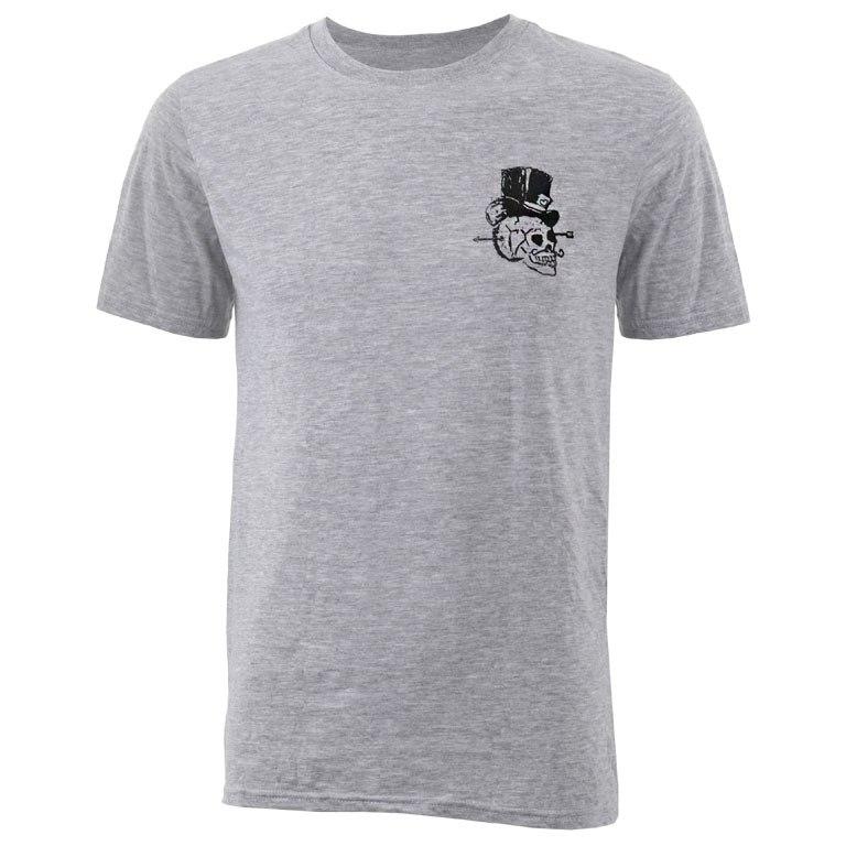 Burgtec Skull Hardware T-Shirt - grey