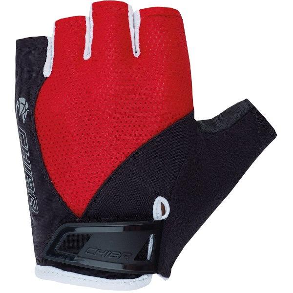 Chiba Youth Bike Gloves Kids - red