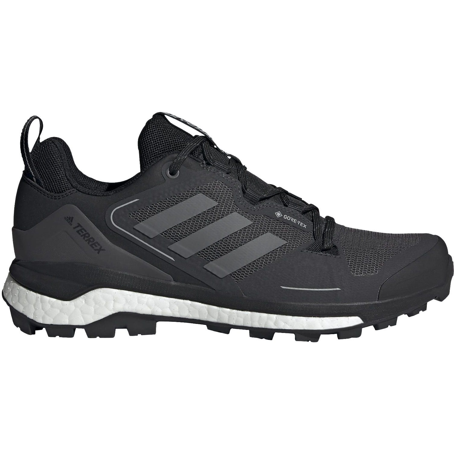 adidas Men's TERREX Skychaser GORE-TEX 2.0 Hiking Shoes - core black/grey four/dgh solid grey FX4547