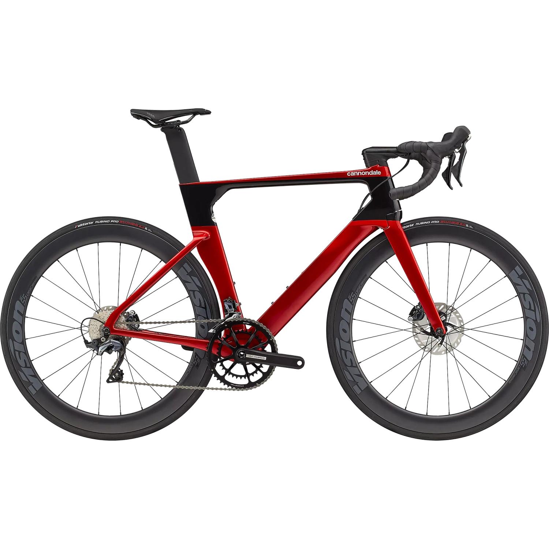 Produktbild von Cannondale SYSTEMSIX - Ultegra Carbon Rennrad - 2021 - candy red