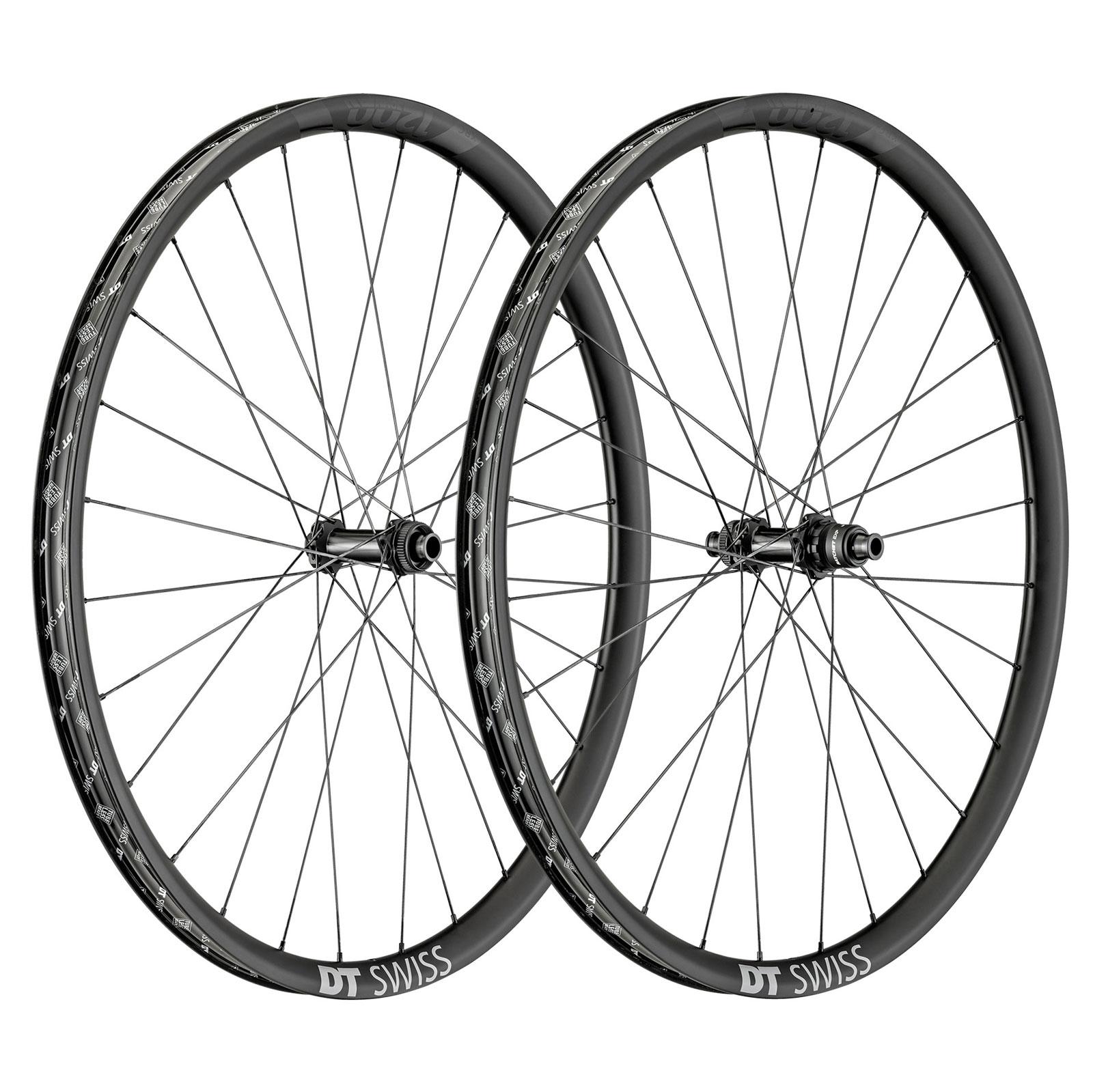"DT Swiss XRC 1200 SPLINE 25 - Carbon - 29"" Wheelset - Clincher - Centerlock / 6-Bolt - Shimano Micro Spline / SRAM XD - FW: 15x110mm | RW: 12x148mm - Boost"