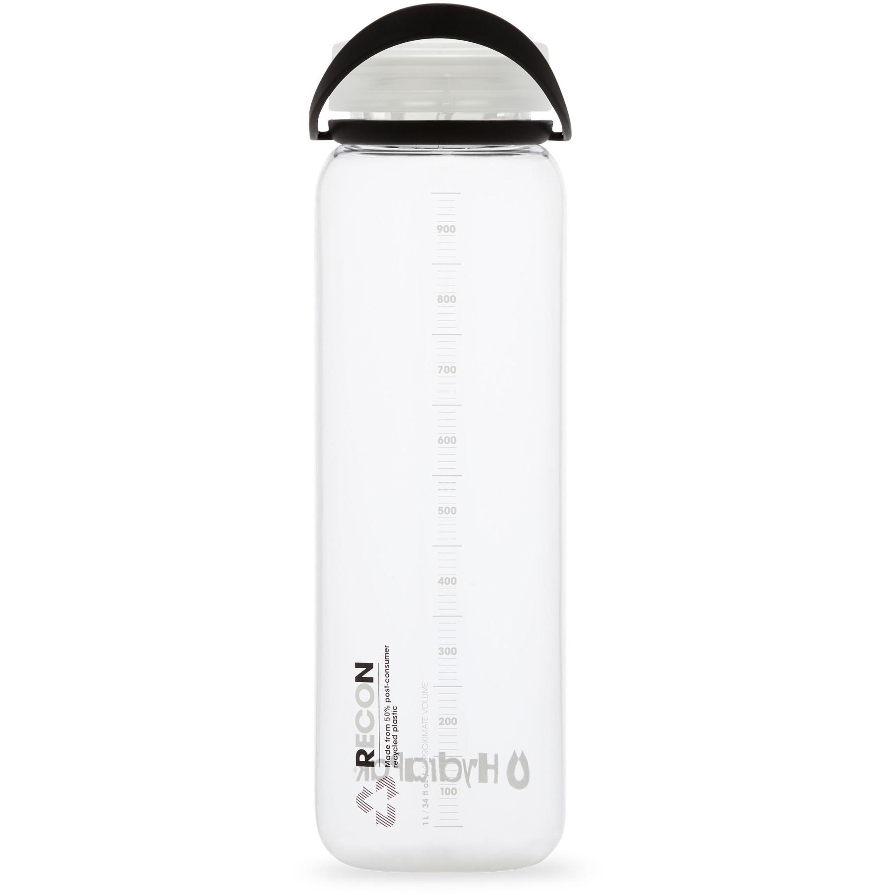 Produktbild von Hydrapak Recon™ Flasche 1L - Clear/Black/White