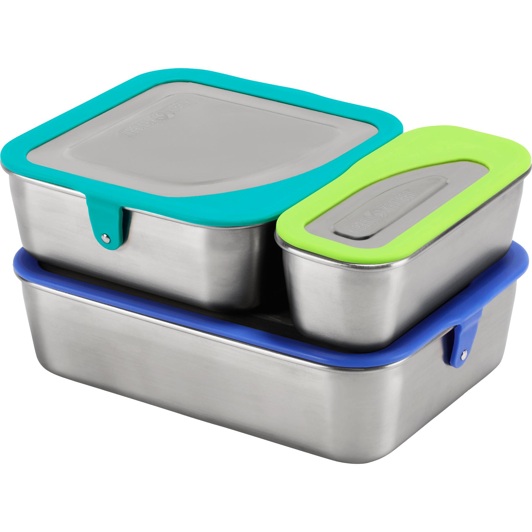 Klean Kanteen Food Box Set - multi color