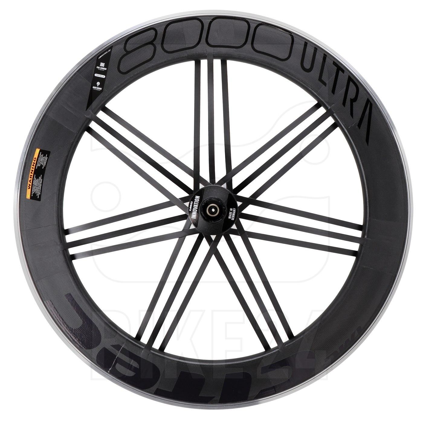 CITEC 8000 SL / 80 Ultra 28 Inch Rear Wheel - Clincher - 10x130mm QR - black