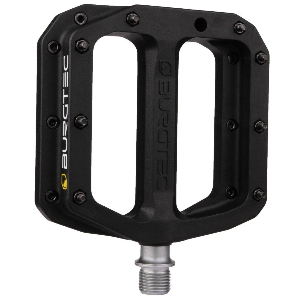 Burgtec Composite MK4 Flat Pedal - Burgtec black