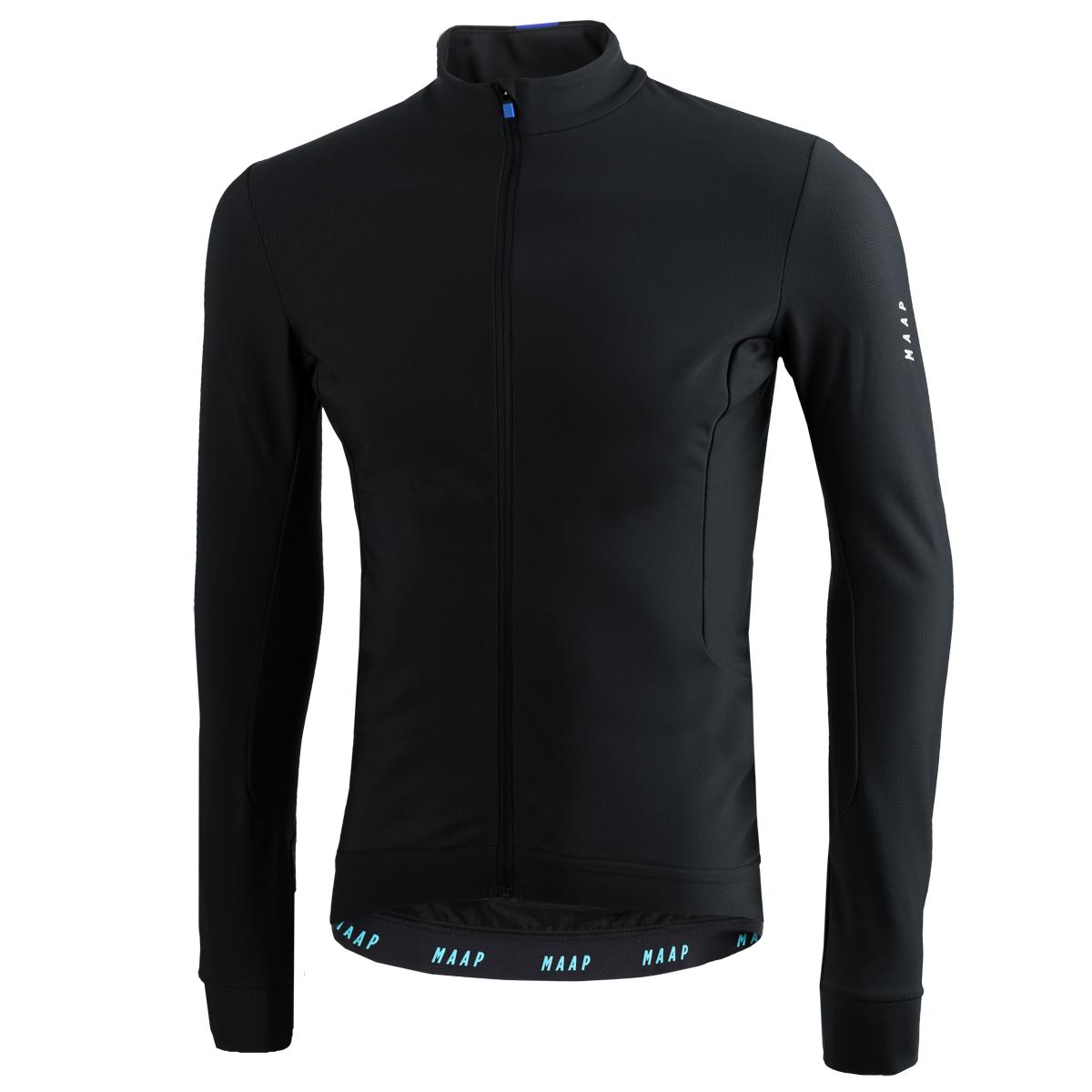Produktbild von MAAP Force Pro LS Jersey - black