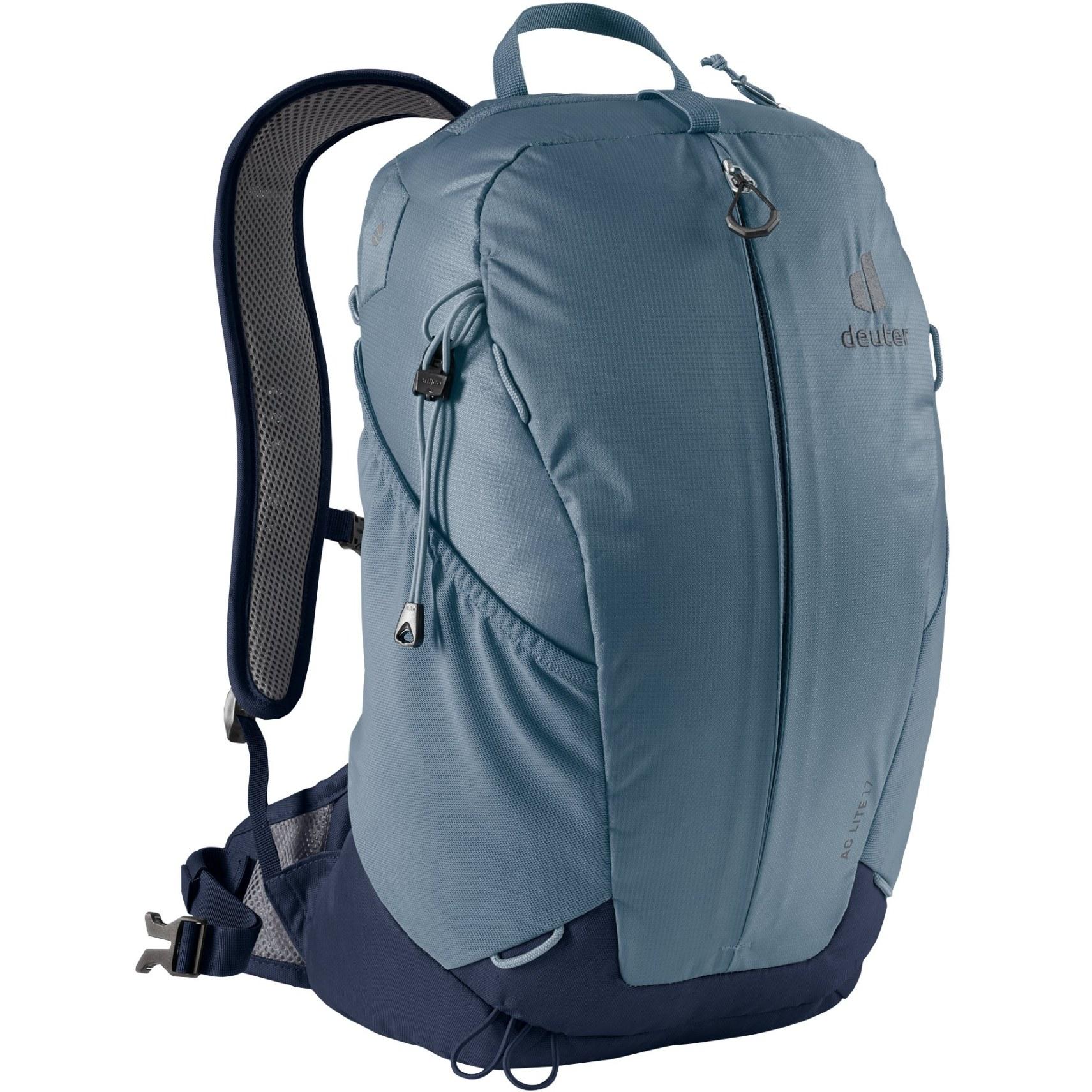 Deuter AC Lite 17 Backpack - slateblue-marine