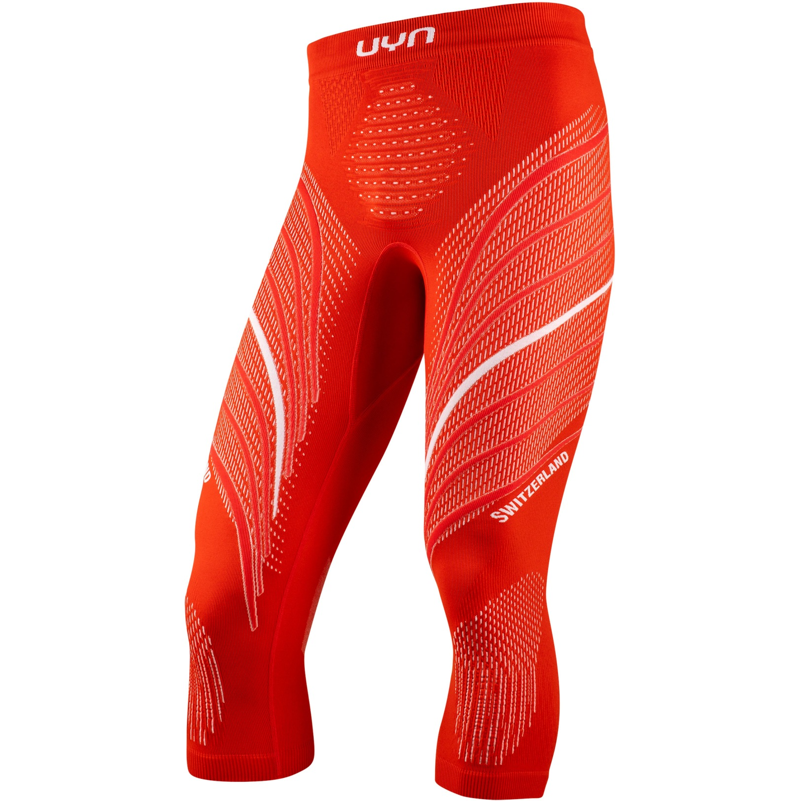 Image of UYN Natyon 2.0 Underwear 3/4 Pants Kids - Switzerland