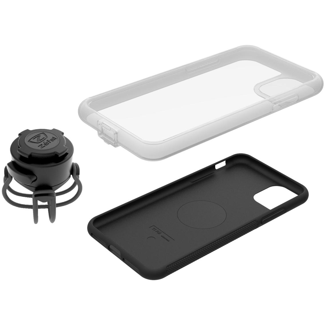 Zéfal Z-Console iPhone 11 Pro Max Bike Kit Smartphone Halter für Z Bike Mount