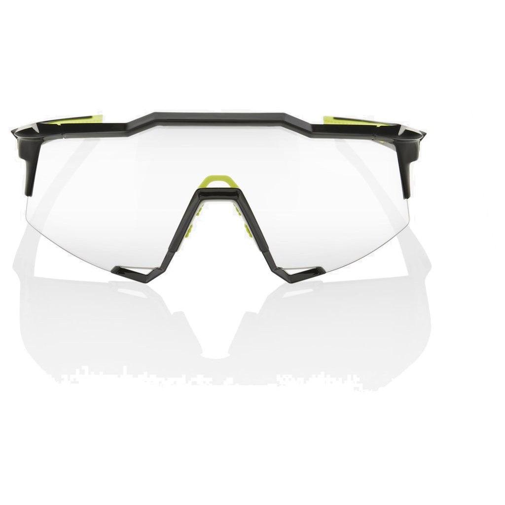 Imagen de 100% Speedcraft Tall Photochromic Glasses - Gloss Black