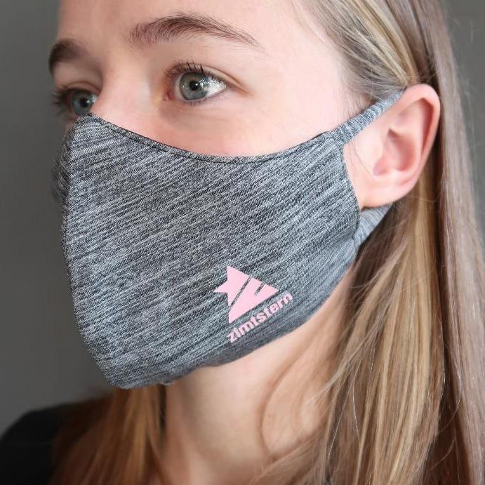 Bild von Zimtstern Guardz Gesichtsmaske - Pirate Black Melange / Blush