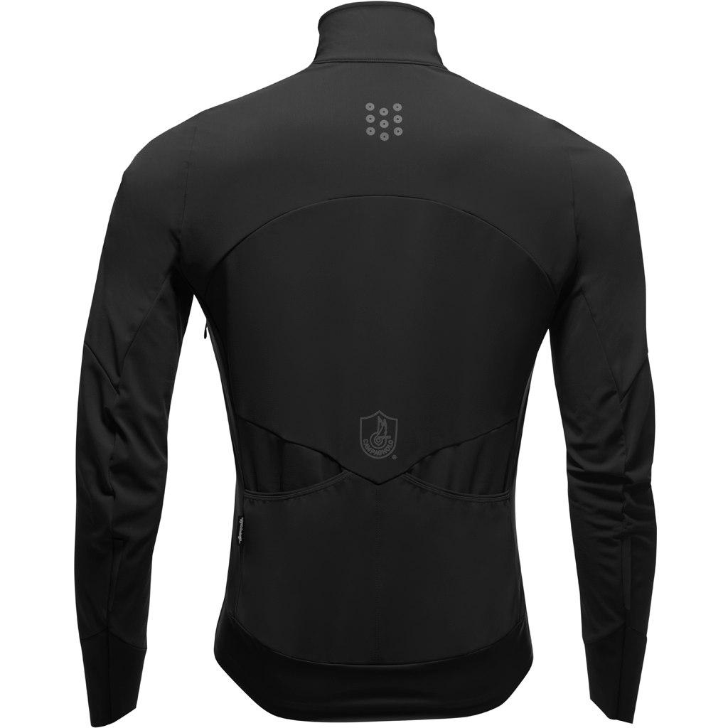 Image of Campagnolo C-Tech Winter Jacket - Black