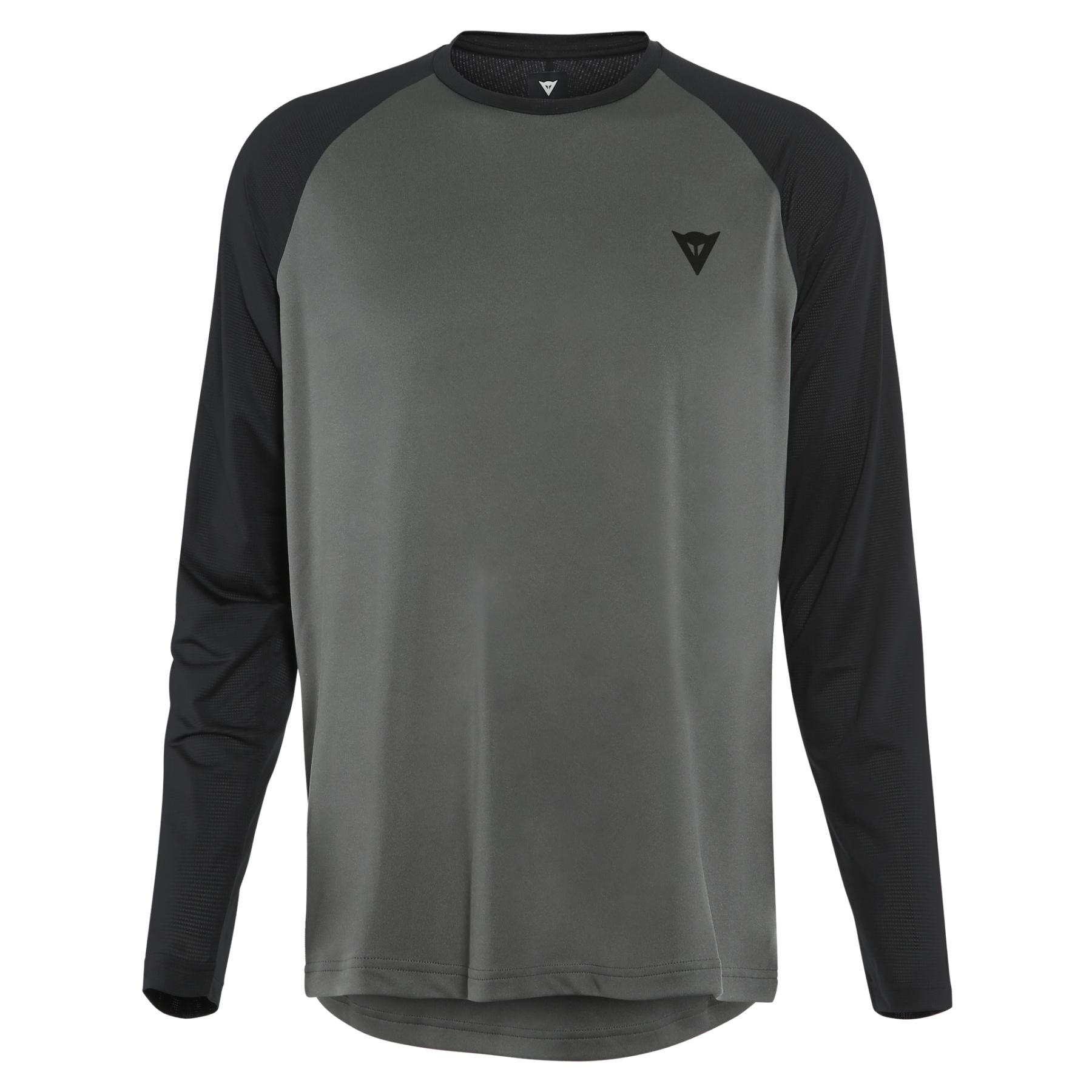 Picture of Dainese HG Tsingy MTB Longsleeve Jersey - dark-gray/black