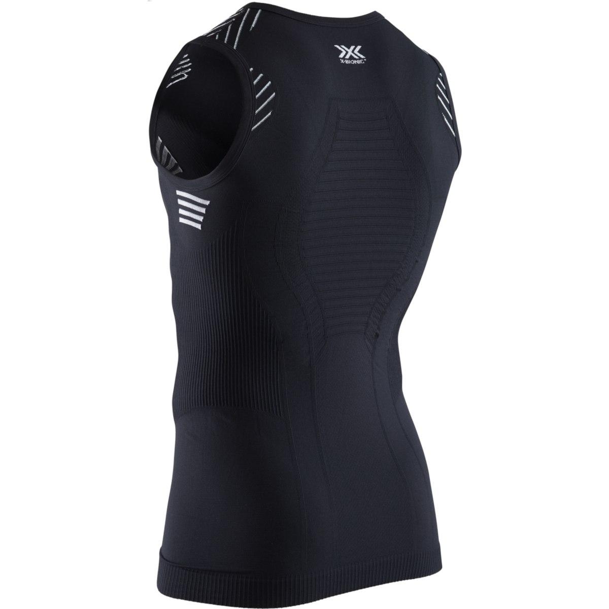 Bild von X-Bionic Invent 4.0 LT Singlet Unterhemd für Herren - opal black/arctic white