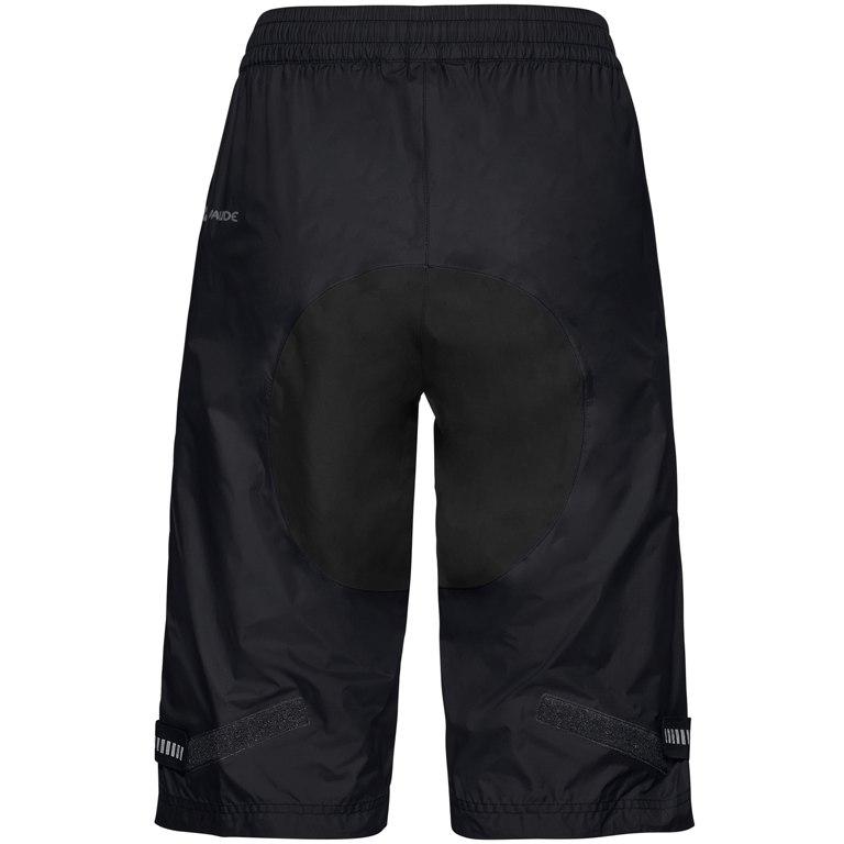 Vaude Drop Shorts Damenhose - schwarz