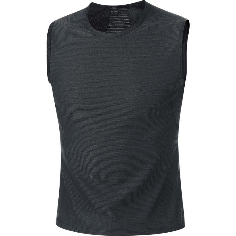 Produktbild von GORE Wear M Base Layer Shirt Ärmellos - black 9900
