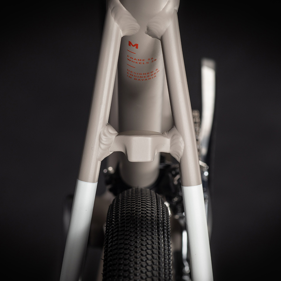 Image of CUBE SL Road SL - Fitnessbike - 2021 - grey/red
