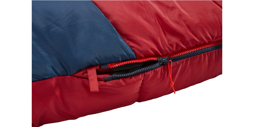 Bild von Wechsel Stardust -5° - Schlafsack - M - 175 cm Red Dahlia