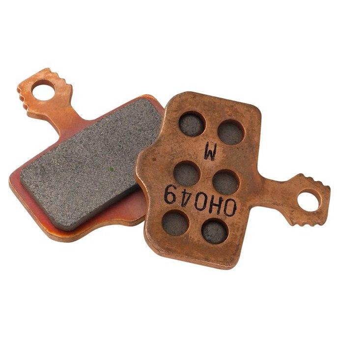 Image of Avid Disc Brake Pads Elixir | XX | X0 | DB1/3 - metal / without equipment