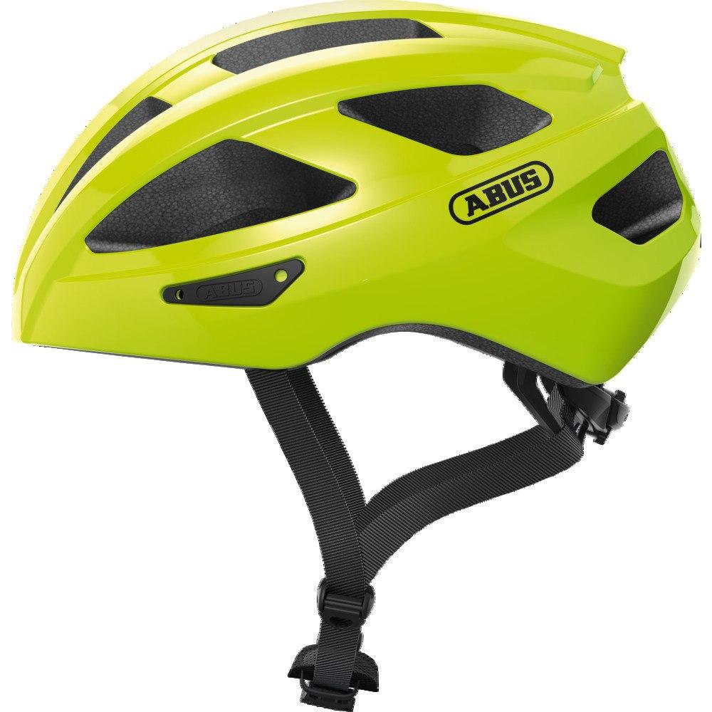 ABUS Macator Helmet - signal yellow