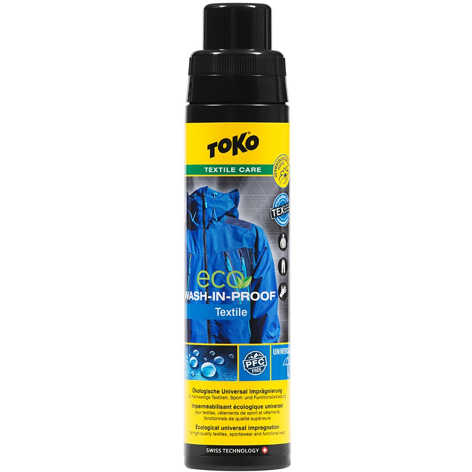TOKO Eco Textile Wash-In Proof 250ml