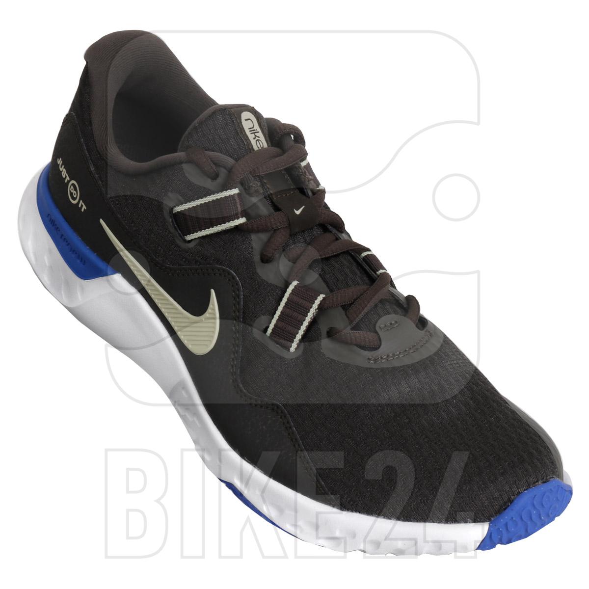 Produktbild von Nike Renew Retaliation TR 2 Trainingsschuh für Herren - newsprint/veranda-racer blue-blue CK5074-003