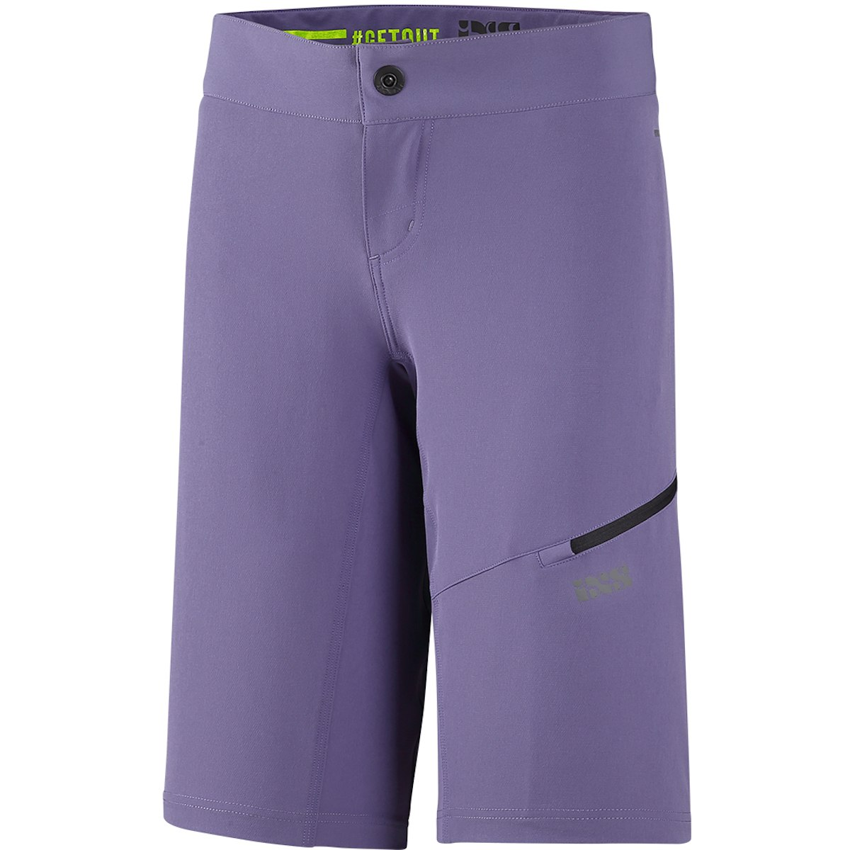 iXS Carve Evo Damen-Shorts - grape