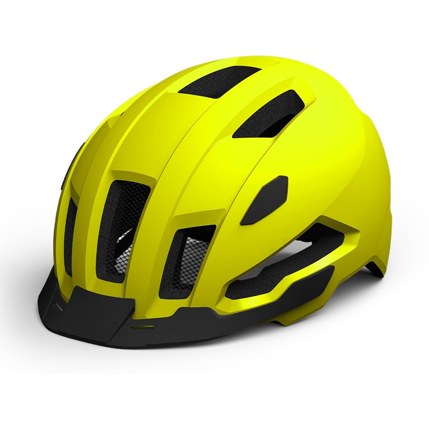 CUBE Helmet EVOY HYBRID - yellow