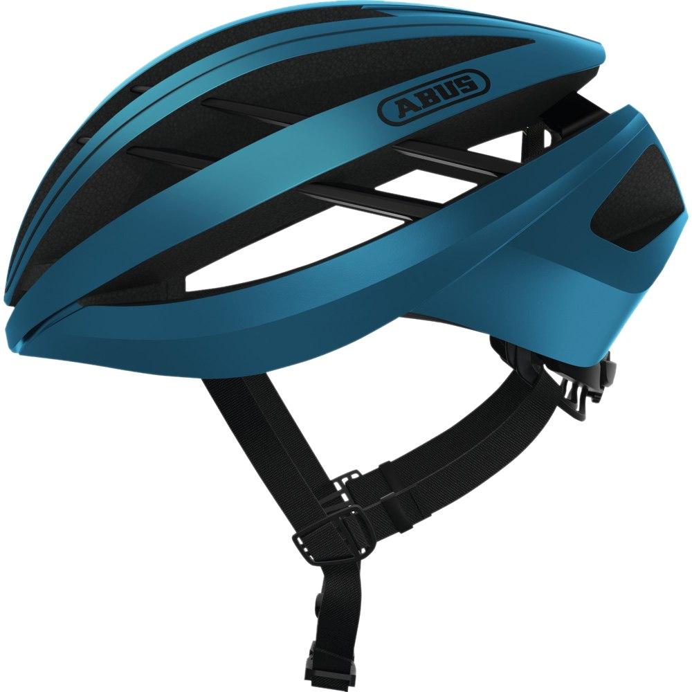 ABUS Aventor Helmet - steel blue