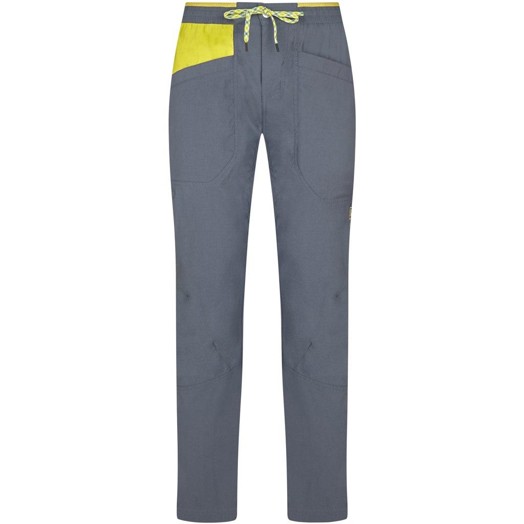 La Sportiva Talus Pants - Carbon/Kiwi