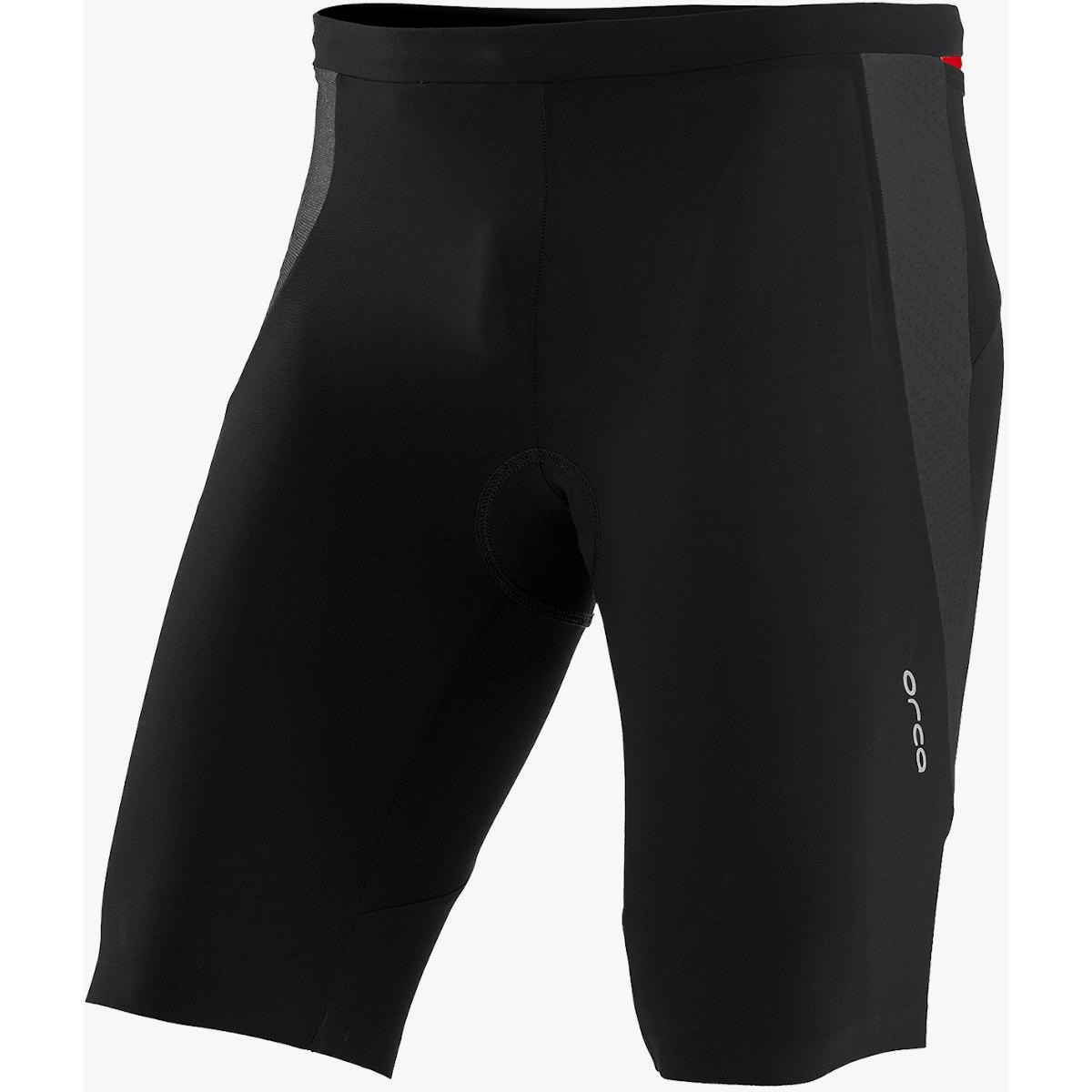 Foto de Orca 226 Kompress Tri Tech Pants Men - black/orange