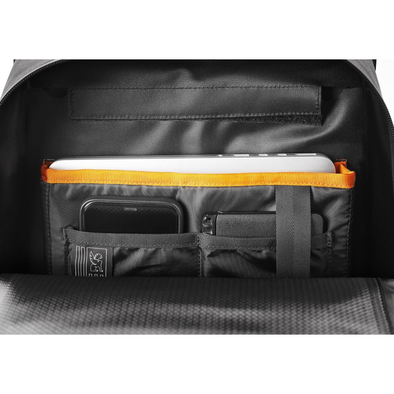 Image of CHROME Urban Ex Tombstone Pack Backpack - Black/Black