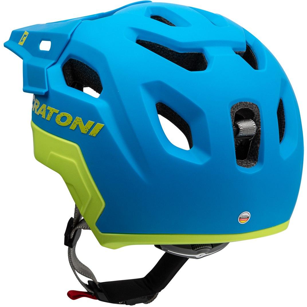 Image of CRATONI C-Maniac 2.0 Trail Helmet - black matt