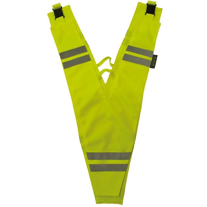 WOWOW Sicherheitskragen für Erwachsene - yellow