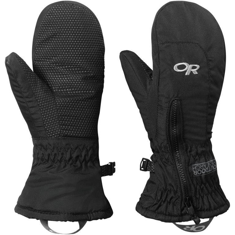 Picture of Outdoor Research Toddlers' Adrenaline Mitts - black