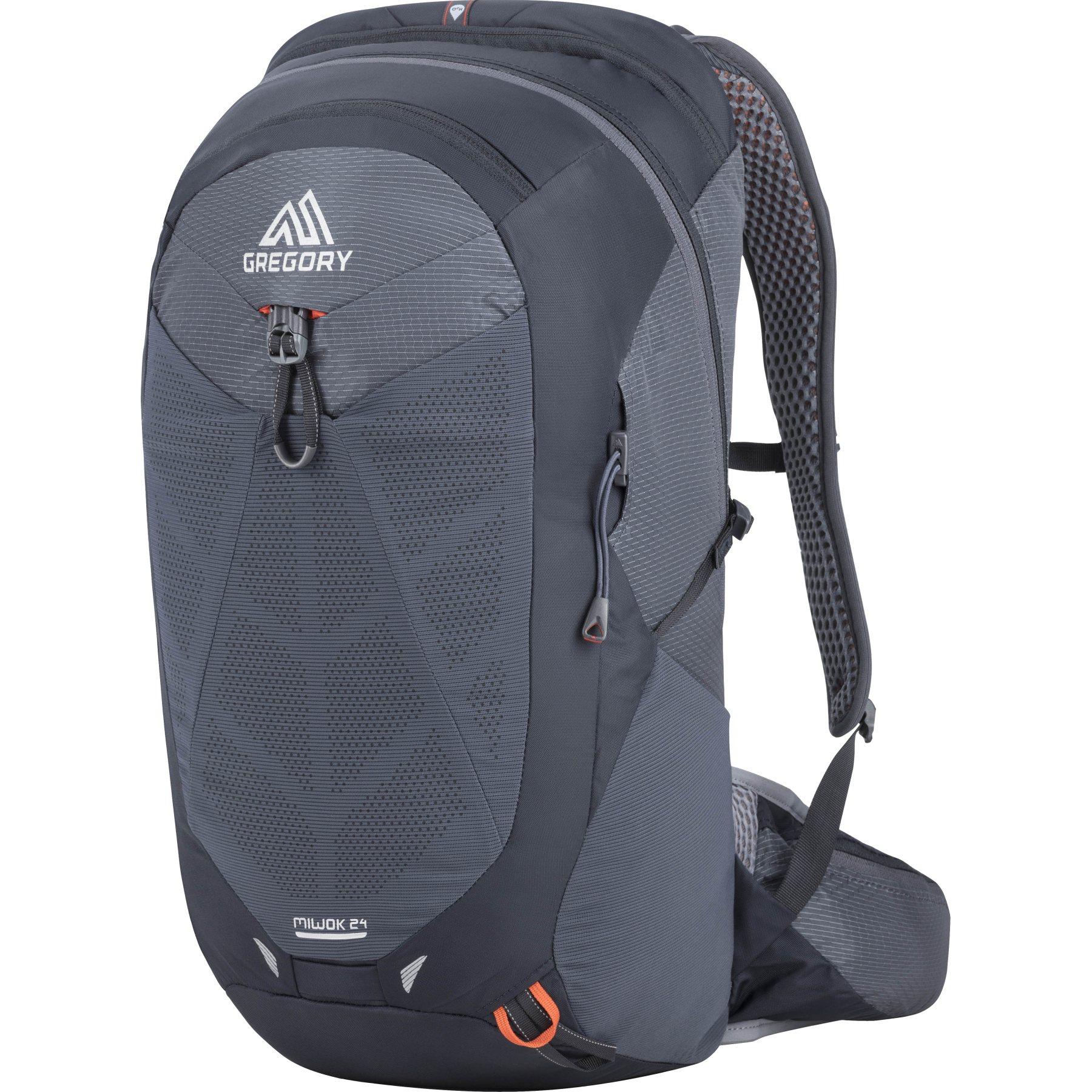 Gregory Miwok 24 Backpack - Flame Black