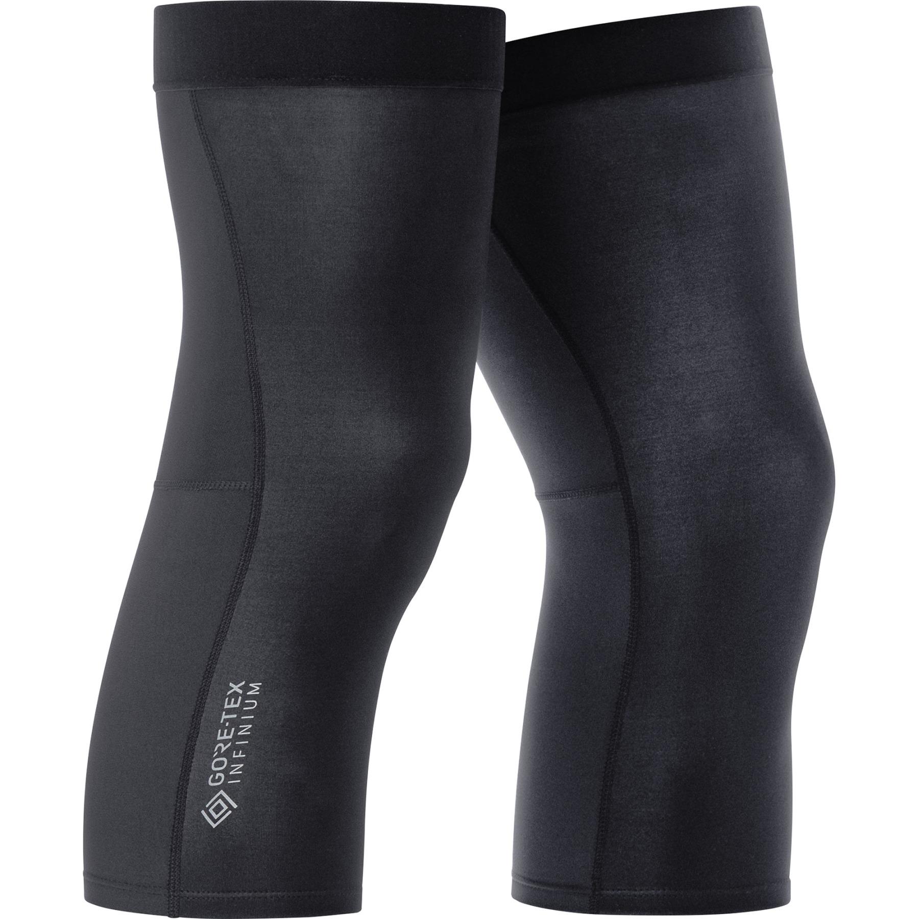 GORE Wear Shield Rodilleras térmicas - black 9900