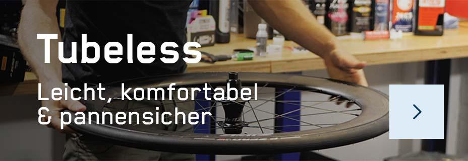 Schmale Reifen, hohe Geschwindigkeiten – Hier gehts zu unserer Rennrad-Welt