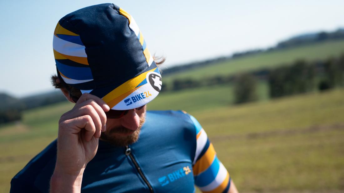 ASSOS x BIKE24 ropa ciclismo – PCR.1 Maillot & gorra de ciclismo