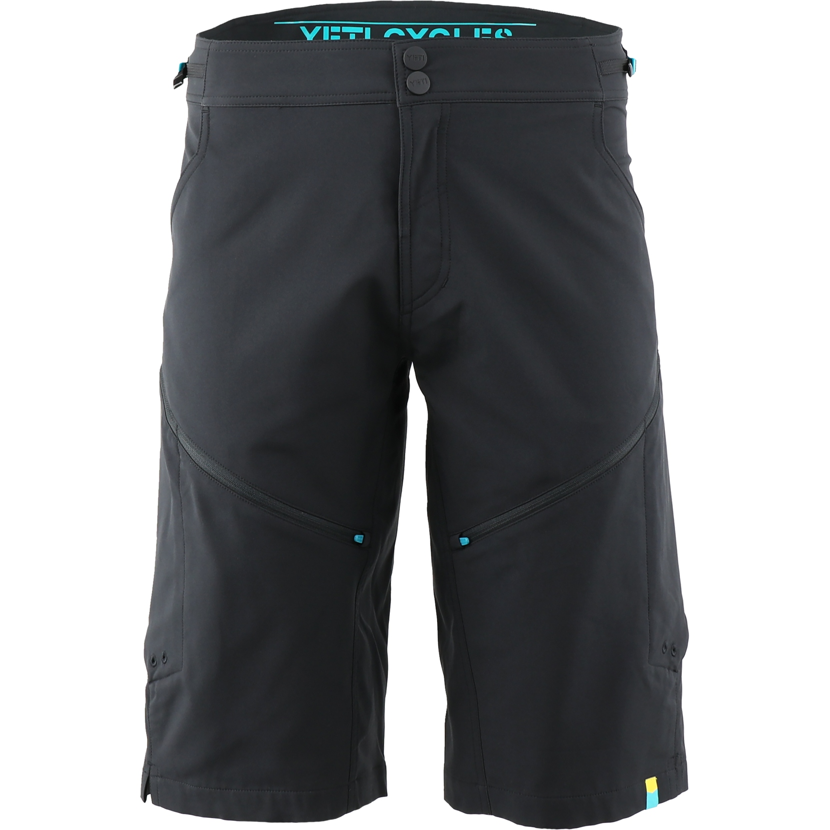 Yeti Cycles Freeland 2.0 Shorts - Black