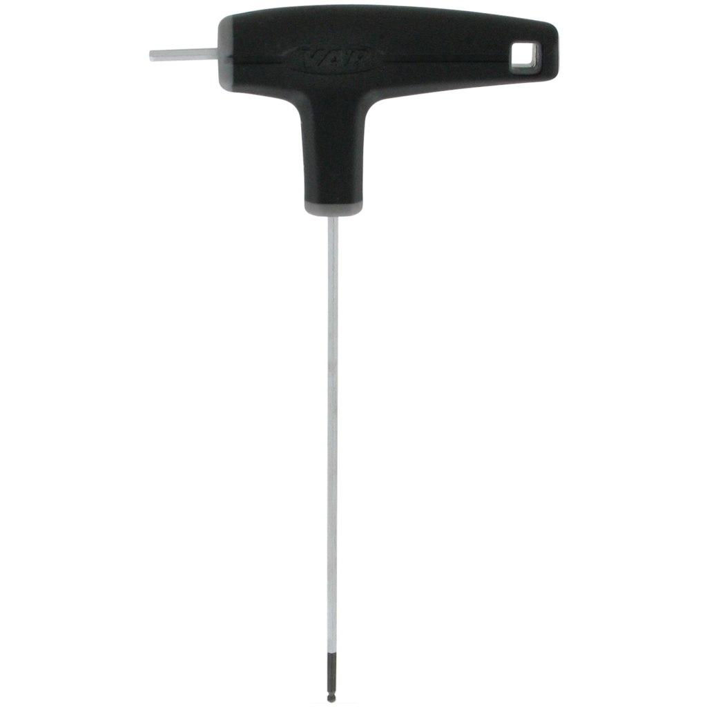 VAR Innensechskantschlüssel mit Griff und Kugelkopf - CL-18100