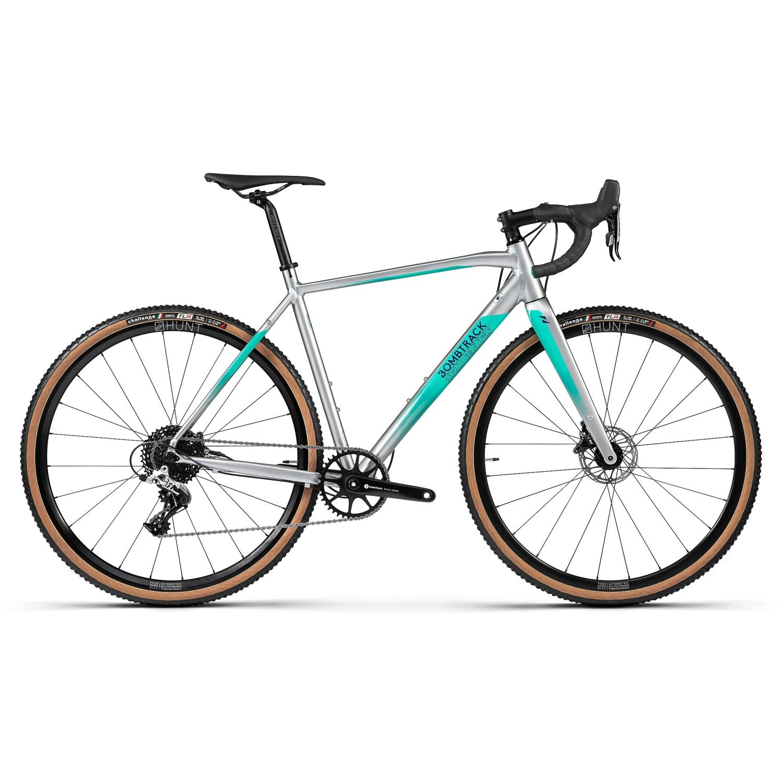 Bombtrack Tension 2 - Cyclocross Bike - 2021 - glossy grey / green