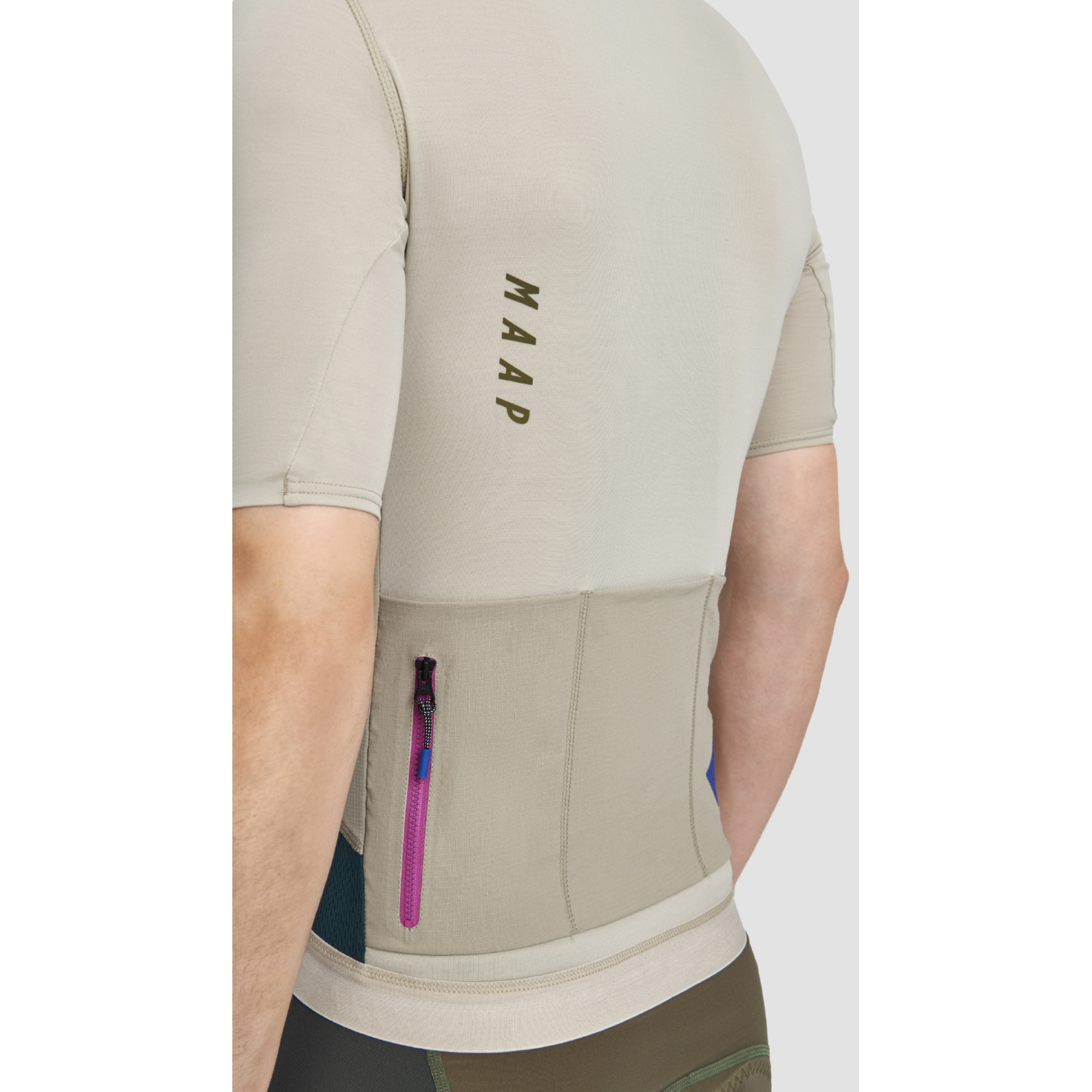 Image of MAAP Alt Road Jersey - natural