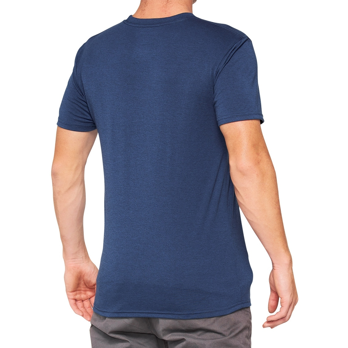 Imagen de 100% Cropped Tech Camisa - navy