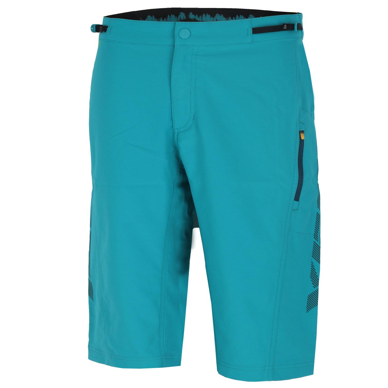 Yeti Cycles Enduro Race Shorts - Turquoise
