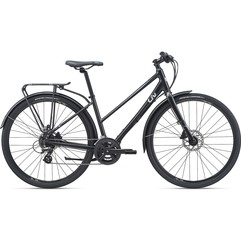 Liv ALIGHT - Damen Citybike - 2021 - gunmetal black
