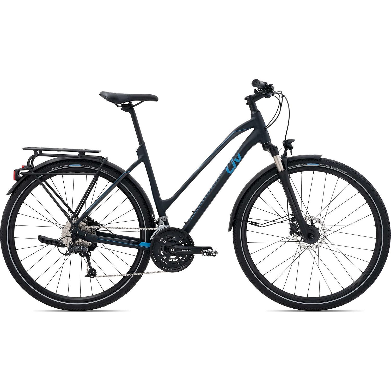 Liv LAVIE SLR 2 - Women Trekkingbike - 2021 - dark blue matt