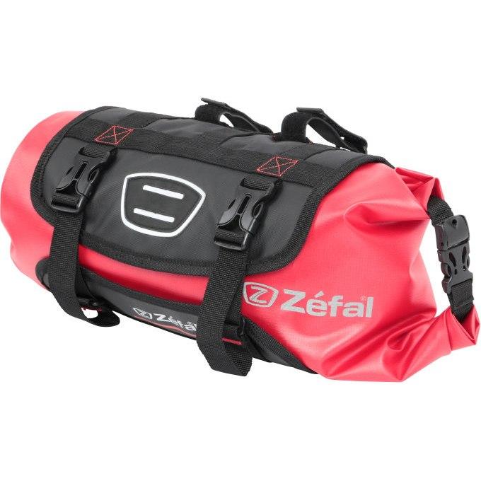 Zéfal Z Adventure F10 Lenkertasche 10 l - black-red