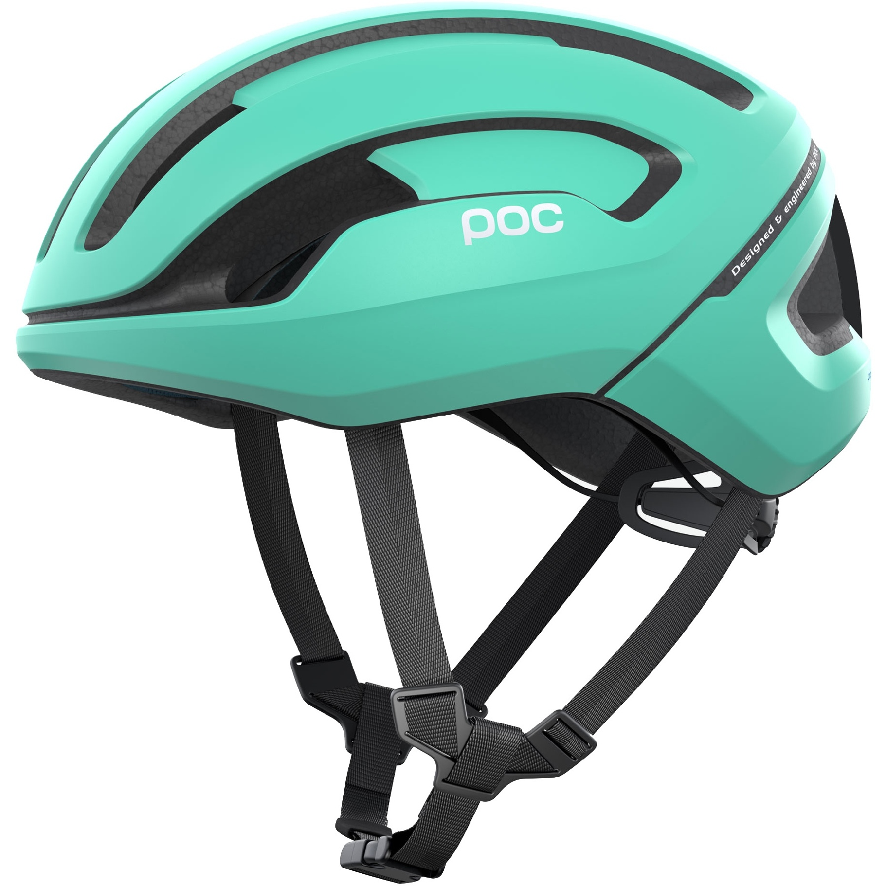 Foto de POC Omne Air SPIN Casco - 1439 Fluorite Green Matt
