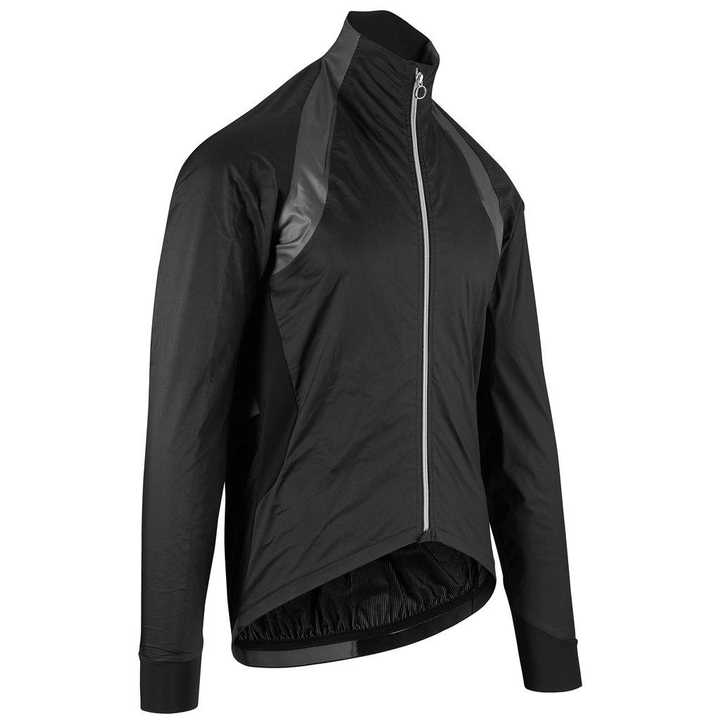 Image of Assos RS.SturmPrinz EVO profBlack Collection Rain Jacket - profBlack